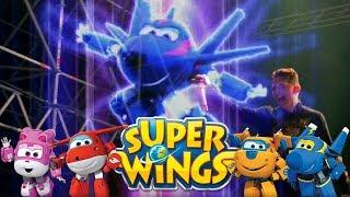 Super Wings | Sigla italiana | HD Live | Un Viaggio d'Anime - Stefano Bersola