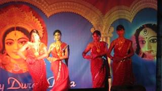 Durga Puja 2013 Dance Performance