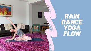 Rain Dance Yoga Flow