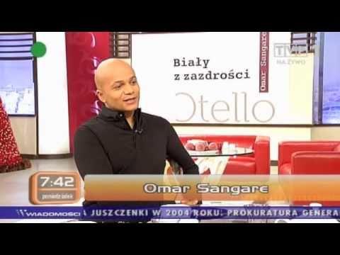 Omar Sangare On TVP1 (click CC For English Subtitles)
