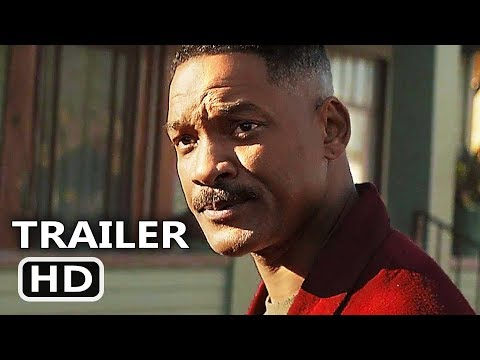 BRIGHT Official Final Trailer (2017) Will Smith, Netflix Fantasy Movie HD
