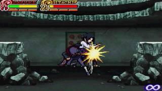 Naruto Shippuden - Shinobi Rumble (English) - 18 To FINAL CHAPTER - Brother Vs Brother - NMG HD