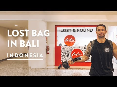 THEY LOST OUR BAG IN BALI! SEMINYAK ARRIVAL | Indonesia Travel Vlog 128, 2018