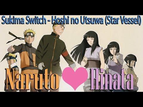Sukima Switch - Hoshi no Utsuwa (AMV NaruHina) (Sub Kara+Eng)