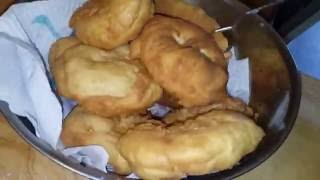 Fry bread tutorial