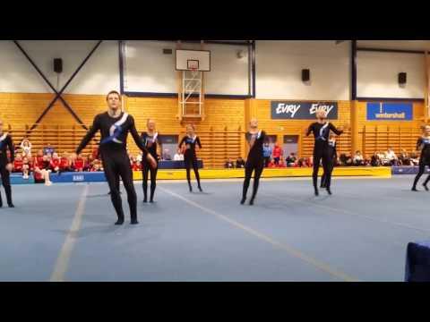 Team Hordaland Frittstående - kretskonkurranse 5 mars 2016