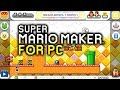 Super Mario Maker PC Gameplay + Download