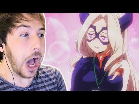 CAN WE MAKE OUT? - Noble Reacts to Anime Cracks
