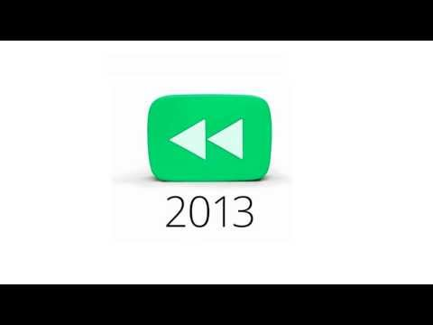 YouTube Rewind - What Does 2013 Say - Song
