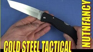"""Intimidation of Cold Steel:  Now That's a Tactical Blade"" by Nutnfancy"