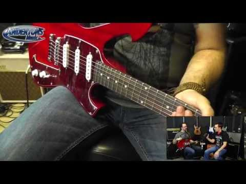 Ibanez Fireman Guitar Review (does not contain actual Firemen)