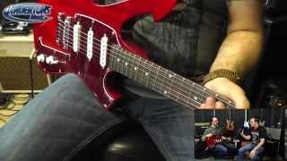 ibanez fireman guitar review does not contain actual firemen