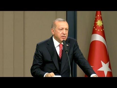 Erdogan:  Saudi Arabia, US, Britain and others heard Khashoggi recording