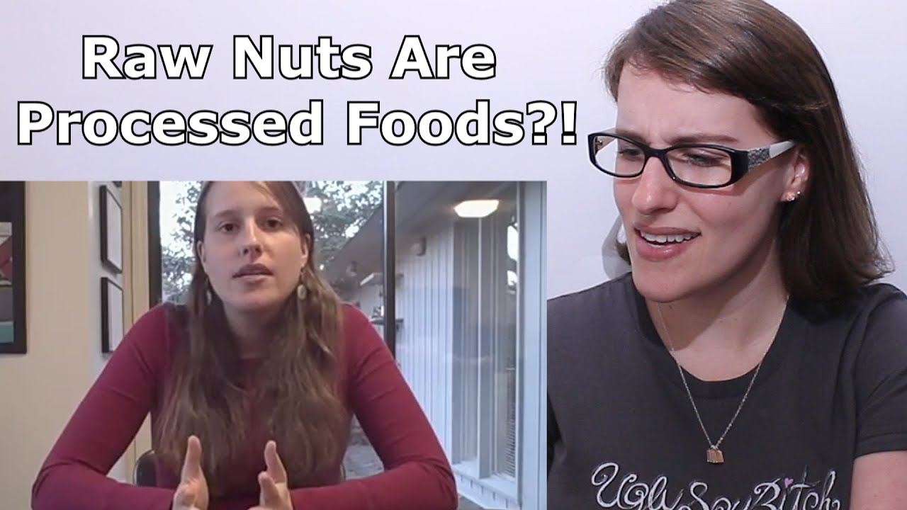Reacting To When I Ate Raw: Carob Powder Is Bad, Apparently