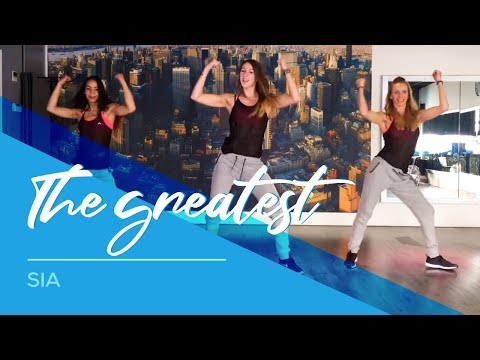 The Greatest - Sia - Easy Fitness Dance Choreography - Saskia's Dansschool