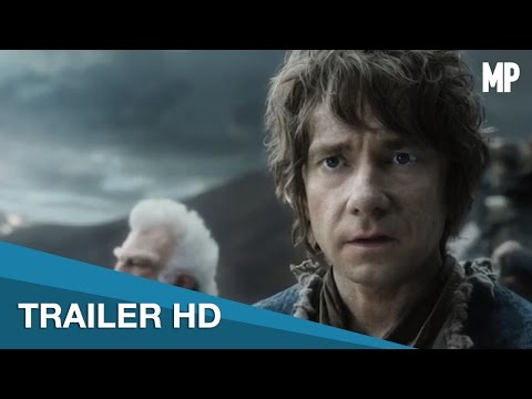 The Hobbit: The Battle of the Five Armies - Teaser Trailer   HD