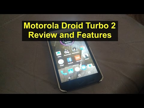 Motorola Droid Turbo 2 review and features to use. - VOTD