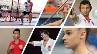 Olimpiyatlara Katılmaya Hak Kazanan Sporcularımız