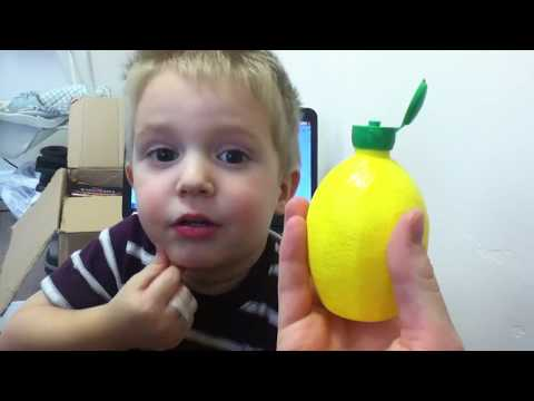 Giving Babies Lemon Juice!