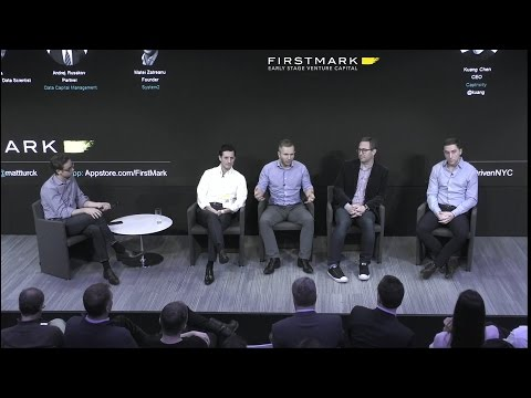 Panel: Alternative Data in Financial Services (FirstMark's Data Driven)