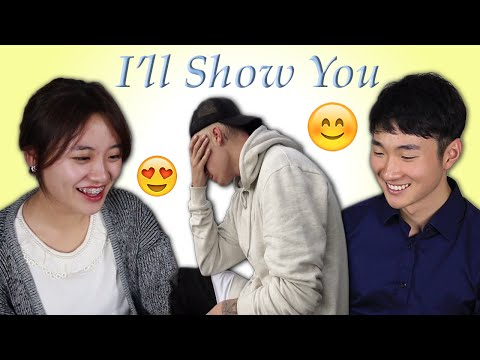 Koreans React to Justin Bieber - I'll Show You