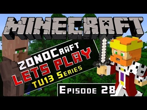 Minecraft :: ZONOCraft Lets Play :: Ep 28 :: Trading Ship!