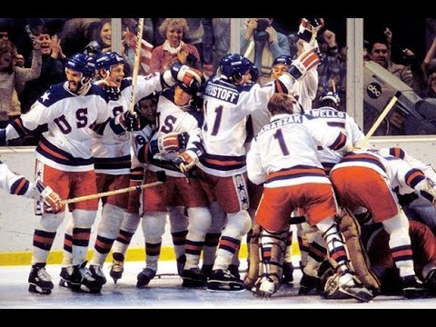 1980 USA Hockey Team Story/Olympic Games In Lake Placid 1980