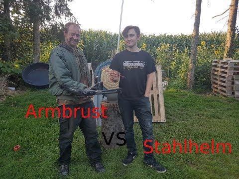 Armbrust vs Stahlhelm