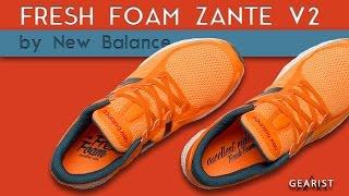 NEW BALANCE FRESH FOAM ZANTE V2 REVIEW   Gearist