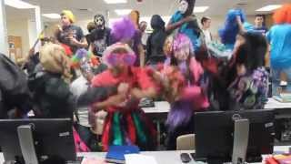 Frost Junior High 8th Grade Harlem Shake