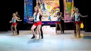 "Bachata Romantica ""Jalil Lopez-Princesa Mia"" / Dance Center"