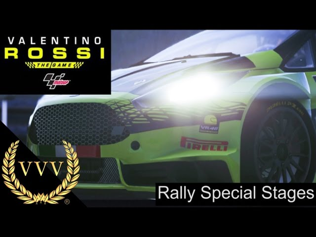 Valentino Rossi The Game Rally Special Stages