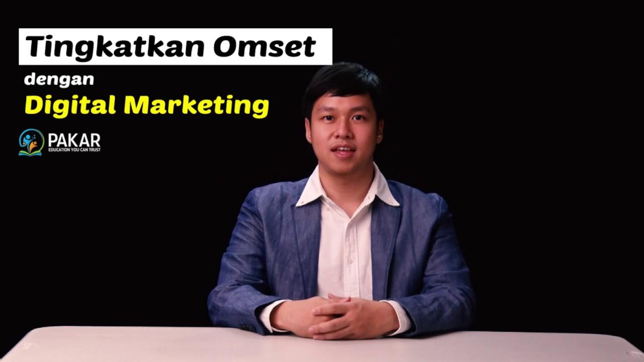 Workshop Internet Marketing | PAKAR