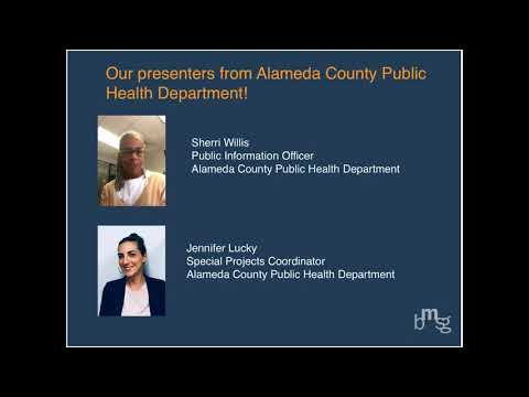 Immigration: A dialogue with Alameda County Public Health Department