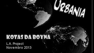 Urbania Instrumental - Original by Aires, performed by Kotas da Boyna
