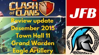 Clash of Clans - Review Update Desember 2015