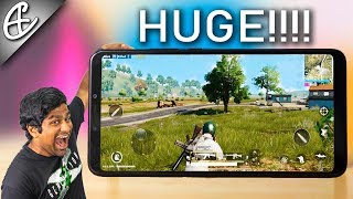 PUBG on a HUGE Screen - ULTIMATE Experience on a Budget - Mi Max 3 Unboxing & Hands On Review!
