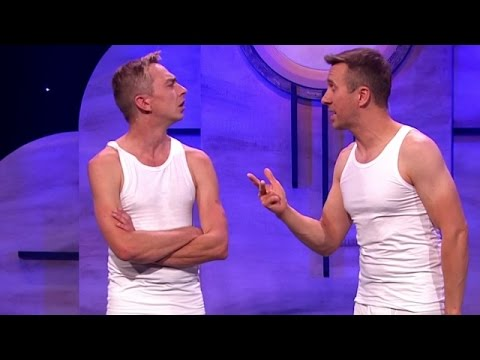 Kabaretowa Scena Dwójki - Formacja Chatelet - W łonie matki