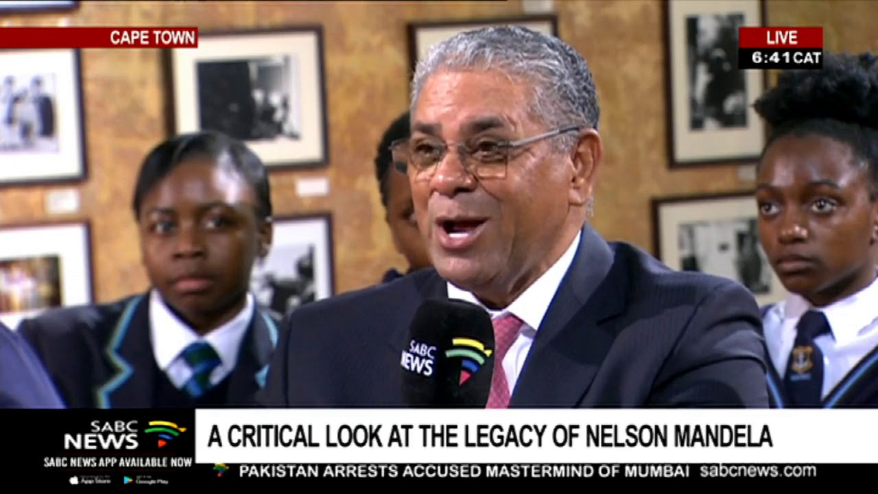 Mandela Day 2019    A critical look at the legacy of Nelson Mandela