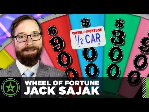 Let's Play – Wheel of Fortune Part 4 – Jack Sajak