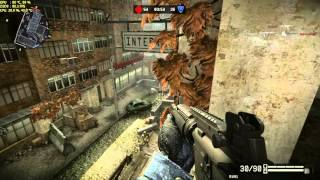 Warface Gameplay 2015 PC Multiplayer Online - HD 1080P FPS Test