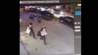 CCTV: Alleged moment of Manhattan explosion, NYC