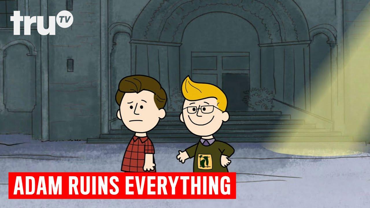 Adam Ruins Everything Christmas.Adam Ruins Everything The Raucous Pagan Origins Of Christmas