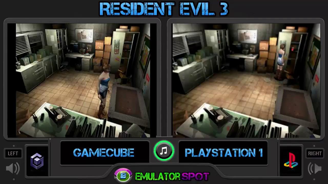 resident evil 3 gamecube rom