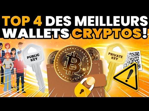 Top 4 des meilleurs wallets cryptos gratuits