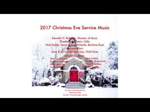 Christmas Eve Service Music 2017