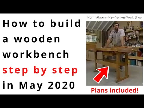 How to Build a Workbench - Building a Workbench - The DIY Workbench