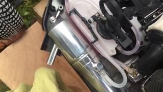 Rodage voiture rc [MHD Gunner V2]