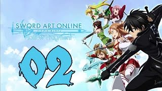 Sword Art Online Re: Hollow Fragement - Gameplay Walkthrough Part 2: First Hollow Mission