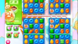Candy Crush Jelly Saga Level 725 - NO BOOSTERS ***